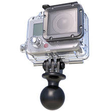 "Load image into Gallery viewer, RAM MOUNT GOPRO ADAPTER W/1"" BALL - Free Shipping on orders over $100 - Venture Overland Company"
