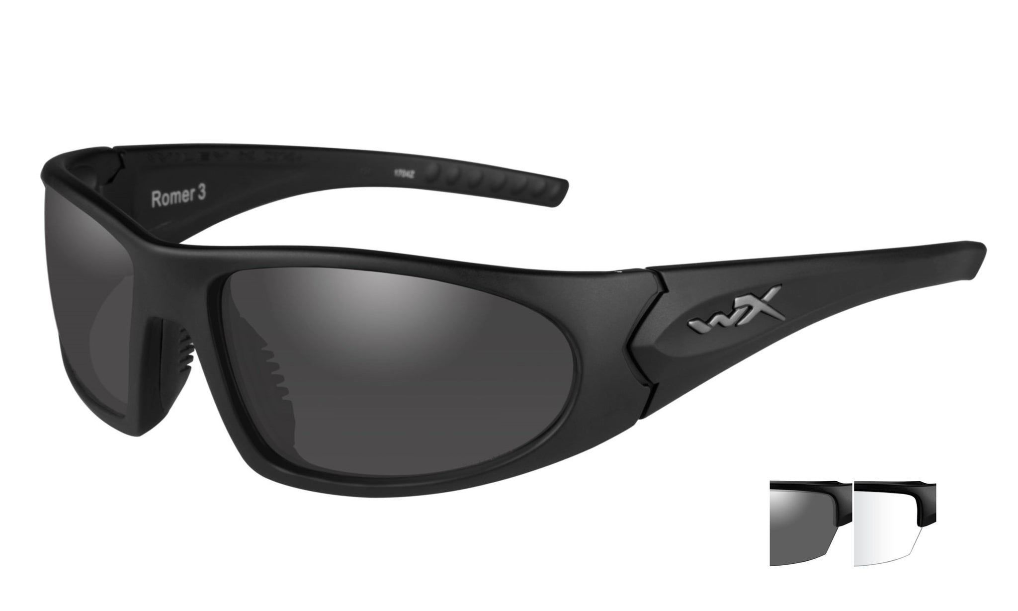 WILEY X SUNGLASSES - ROMER 3  (2 OPTIONS)