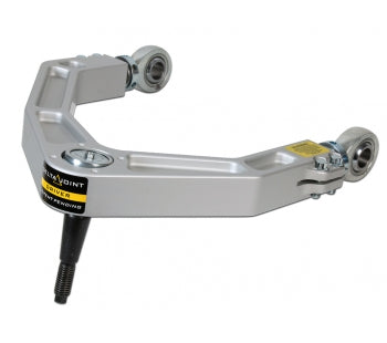 2005-UP Toyota Tacoma Delta Joint Billet Aluminum Upper Control Arm Kit - Free Shipping on orders over $100 - Venture Overland Company