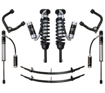 "2016-UP Toyota Tacoma 0-2.75"" Suspension System - Stage 5 (Tubular) - Free Shipping on orders over $100 - Venture Overland Company"