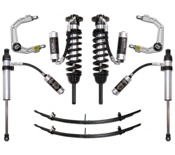 "2016-UP Toyota Tacoma 0-2.75"" Suspension System - Stage 6 (Billet) - Free Shipping on orders over $100 - Venture Overland Company"