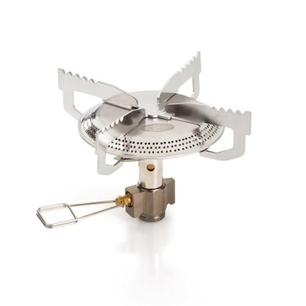 GSI Glacier Camp Stove & Adapter - Free Shipping on orders over $100 - Venture Overland Company