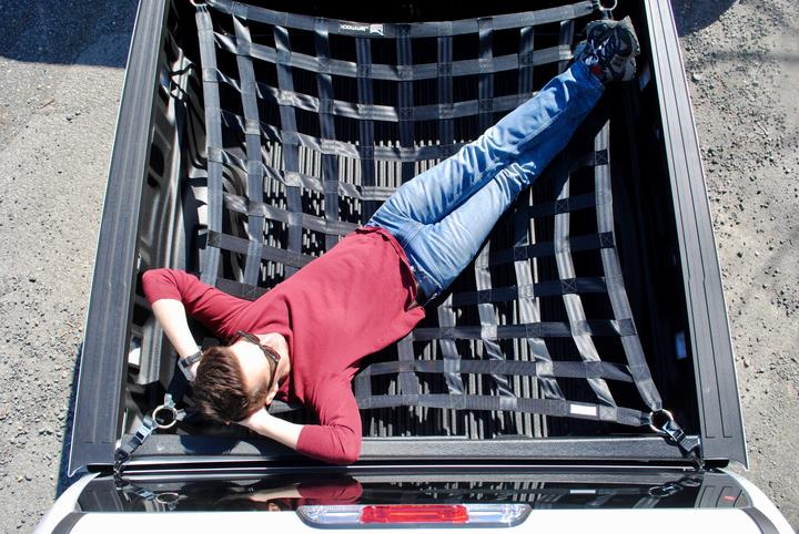 JammockTruck Hammock for Truck Bed - Free Shipping on orders over $100 - Venture Overland Company