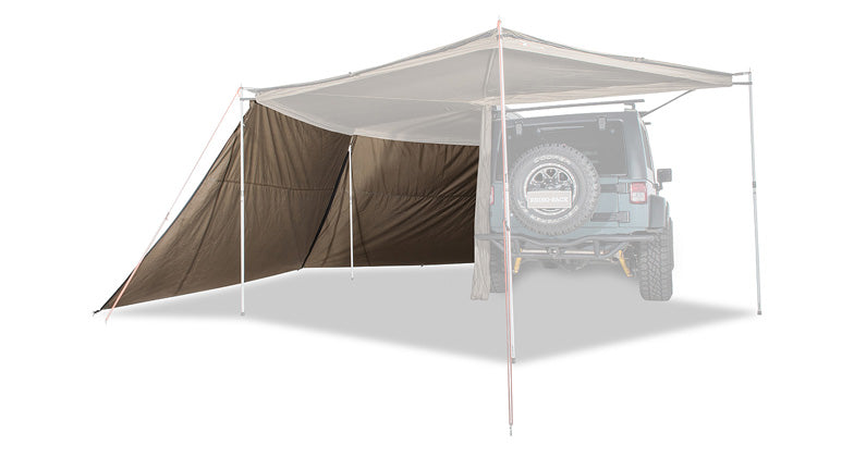Rhino-Rack Batwing Tapered Zip Extension #31112 - Free Shipping on orders over $100 - Venture Overland Company