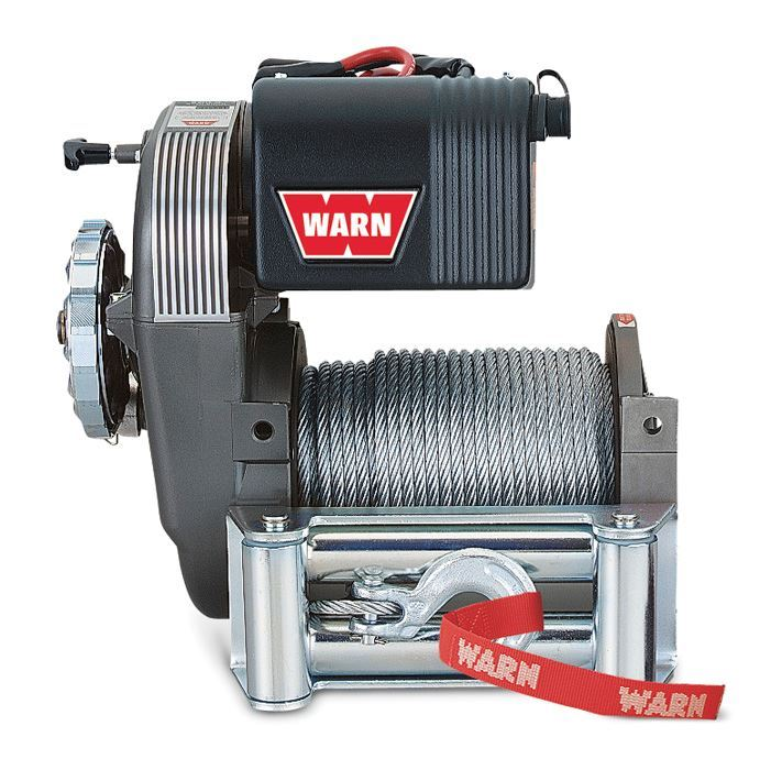 WARN M8274-50 WINCH - 38631 - Free Shipping on orders over $100 - Venture Overland Company