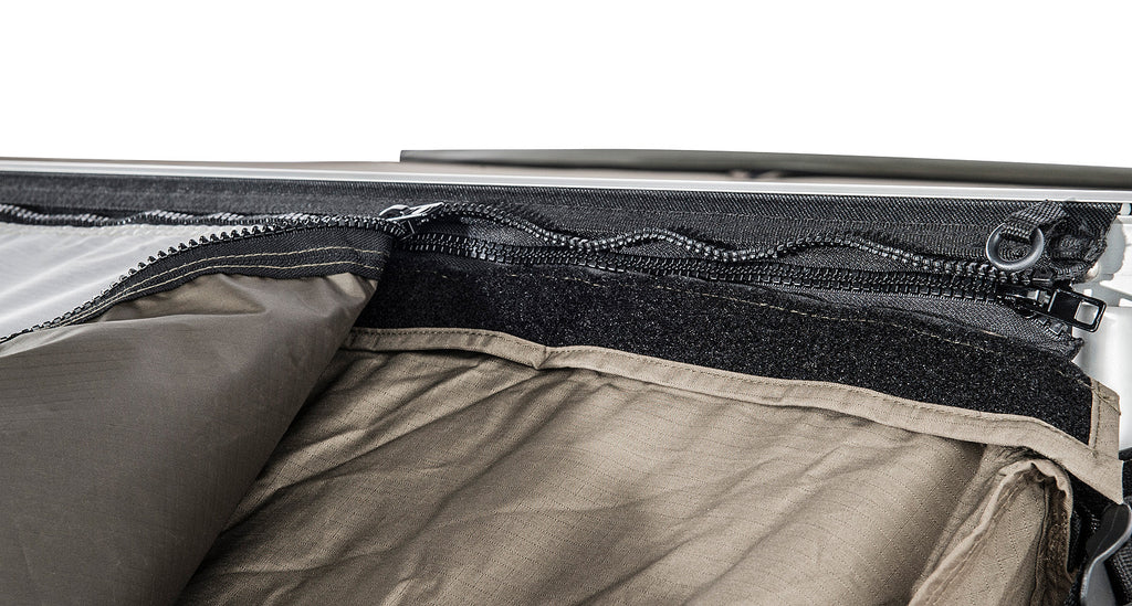 Rhino-Rack Double Zipper for 2.5m Sunseeker Awning #32116 - Free Shipping on orders over $100 - Venture Overland Company