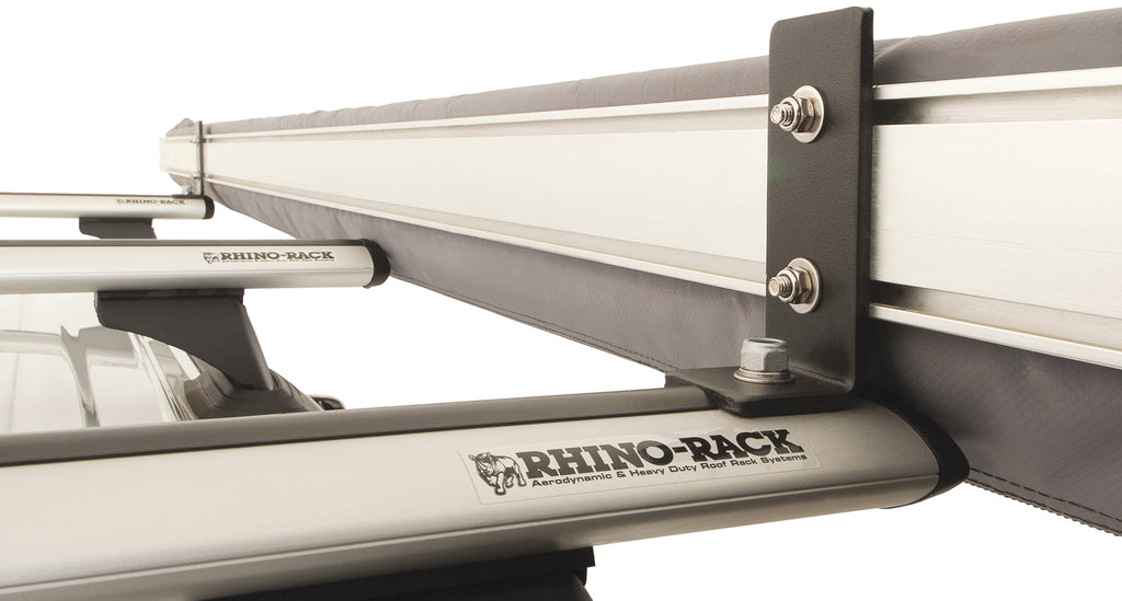 Rhino-Rack Universal Awning Bracket Kit #31111 - Free Shipping on orders over $100 - Venture Overland Company
