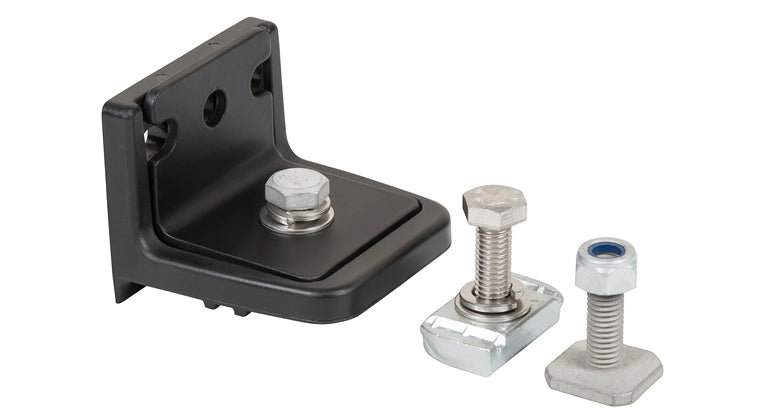 Rhino-Rack Sunseeker - Euro Bar Bracket Kit (1 Mount) #32115 - Free Shipping on orders over $100 - Venture Overland Company