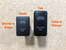 Load image into Gallery viewer, Cali Raised 2014-Current Toyota Tundra OEM Style Ditch Light Switch - Free Shipping on orders over $100 - Venture Overland Company
