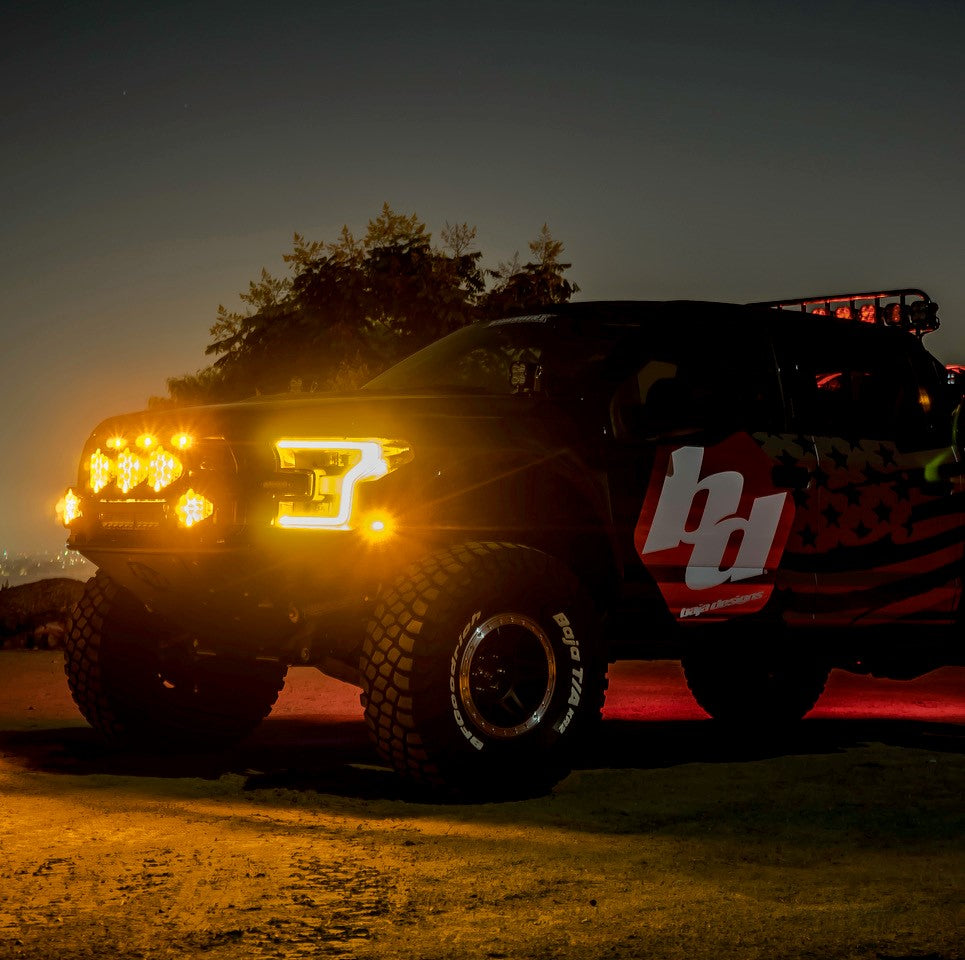 Baja Designs LP6 Pro - Free Shipping on orders over $100 - Venture Overland Company