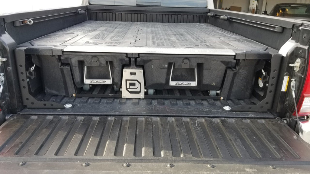 Cali Raised 2005-Current Toyota Tacoma Bed Channel Supports