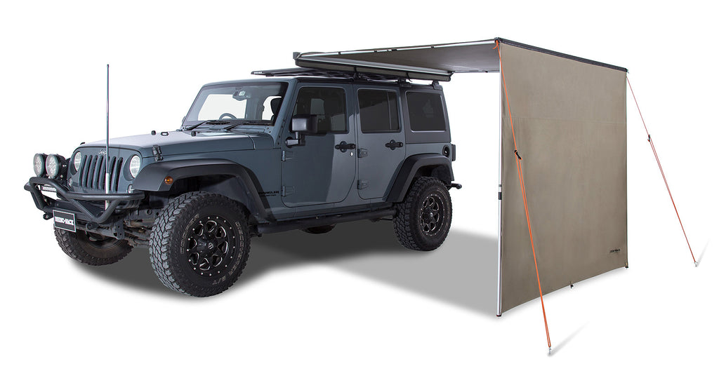 Rhino-Rack Batwing/Sunseeker 2.5m Awning Extension #31101 - Free Shipping on orders over $100 - Venture Overland Company