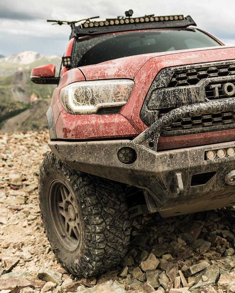 T3 Front Bumper - Free Shipping on orders over $100 - Venture Overland Company