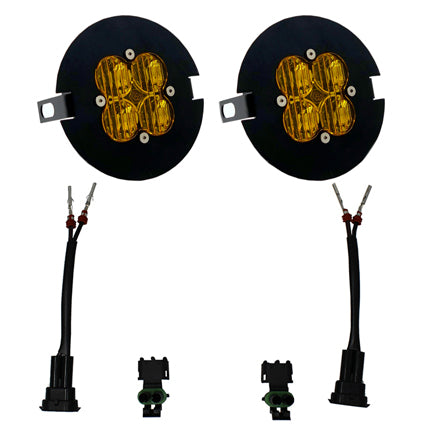 Baja Designs SAE Fog Light Kits for Ford + Toyota (Options)
