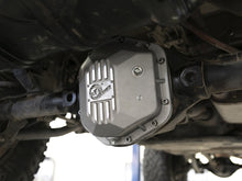 Load image into Gallery viewer, aFe Power Street Series Front & Rear Differential Covers Raw w/Machined Fins(TJ & JK)(Dana 30 & 44) - Free Shipping on orders over $100 - Venture Overland Company
