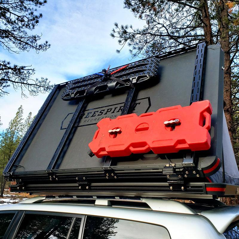 Freespirit Recreation Odyssey Cargo Rack System - Free Shipping on orders over $100 - Venture Overland Company