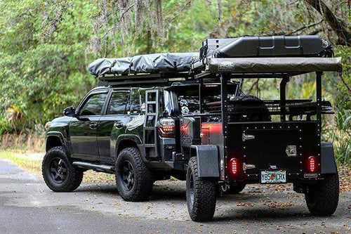 4runner with Overlander Trailer