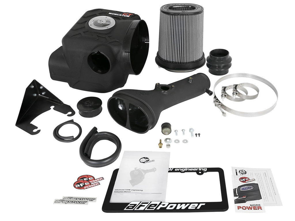 aFe Power Momentum GT Cold Air Intake System Toyota Tacoma 12-15 V6-4.0L - Free Shipping on orders over $100 - Venture Overland Company