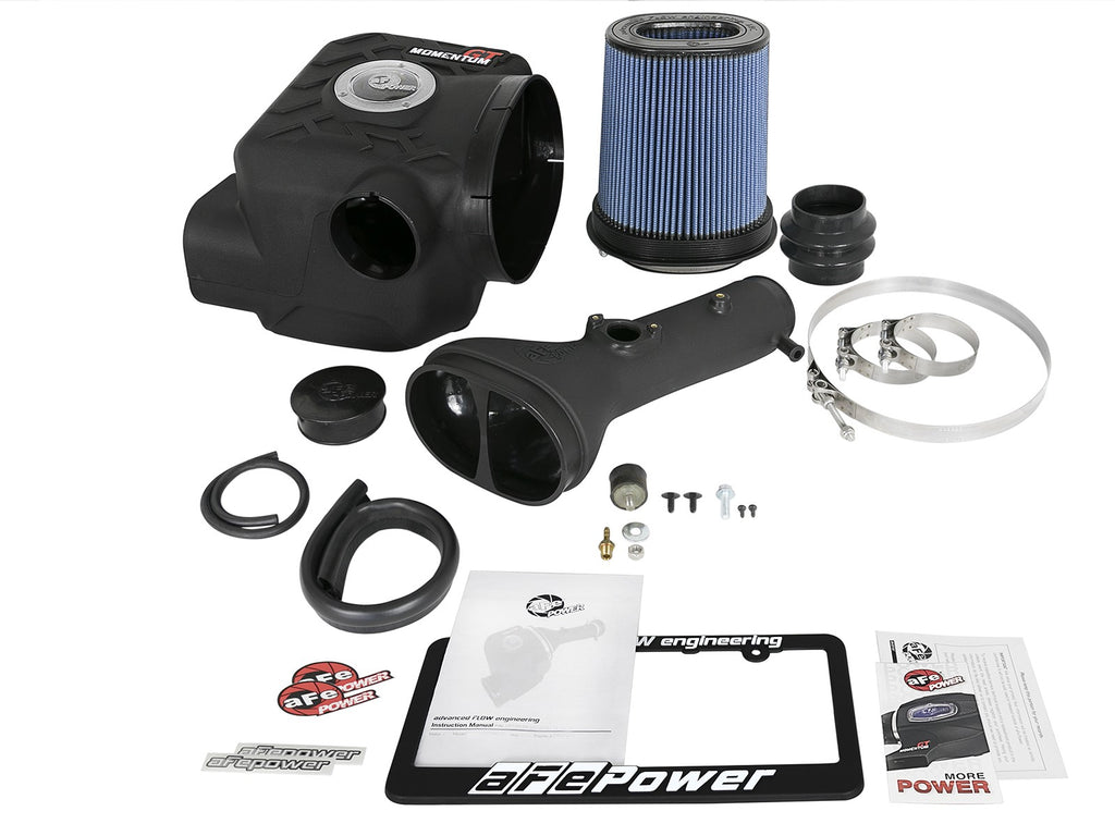aFe Power Momentum GT Cold Air Intake System Toyota Tacoma 05-11 V6-4.0L - Free Shipping on orders over $100 - Venture Overland Company