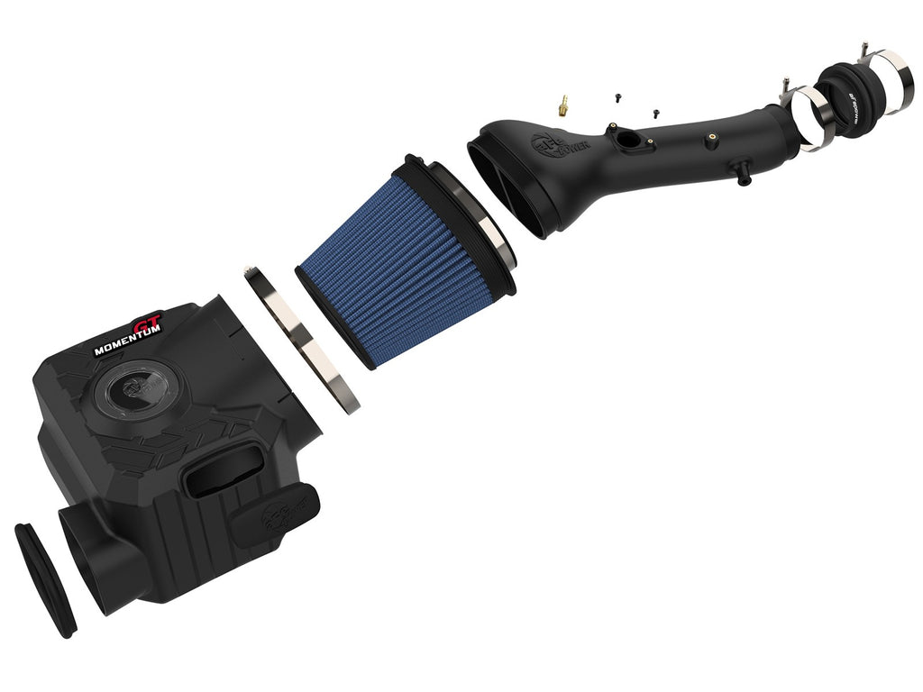 aFe Power Momentum GT Cold Air Intake System Toyota FJ Cruiser 07-09/4Runner 03-09 V6-4.0L - Free Shipping on orders over $100 - Venture Overland Company