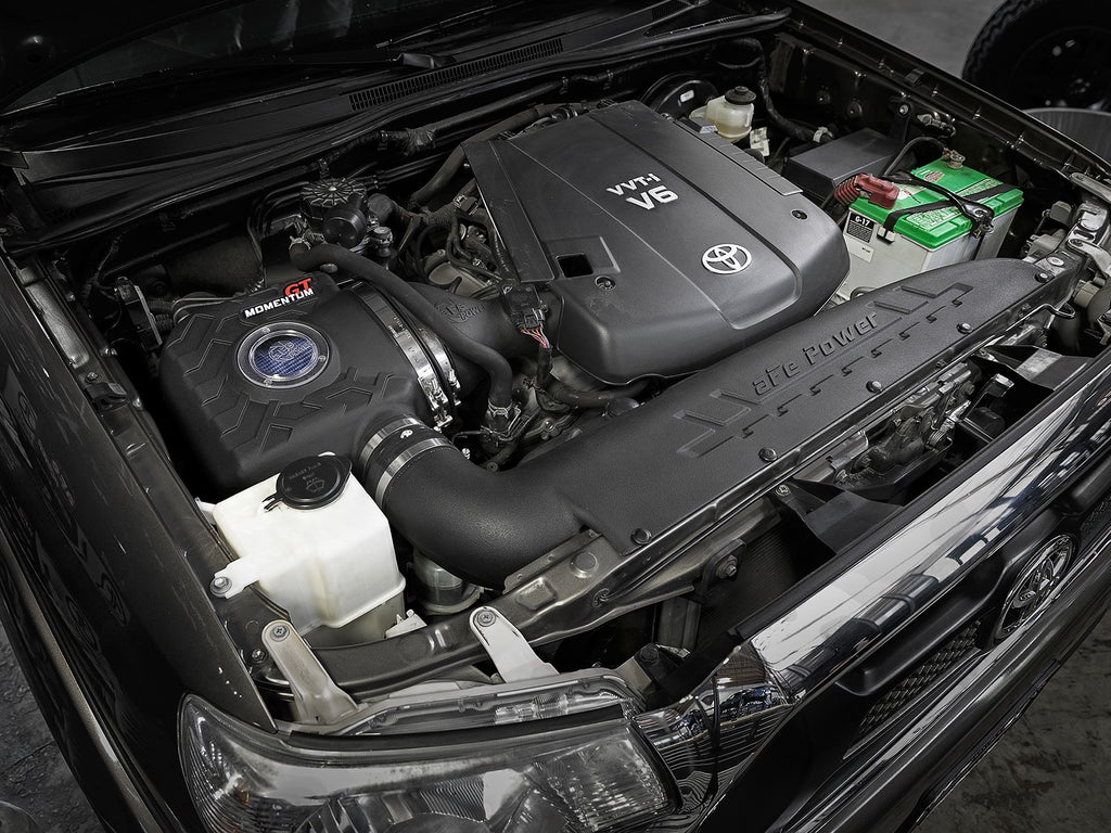 VEHICLE APPLICATIONS Year	Make	Model	SubModel	Engine	Fuel 2012-2015	Toyota	Tacoma	Also Compatible w/ Magnuson & TRD Superchargers	V6 4.0L	Gas