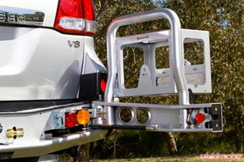 ARB 5700261 Rear Left Jerry Can Holder Toyota Land Cruiser - Free Shipping on orders over $100 - Venture Overland Company