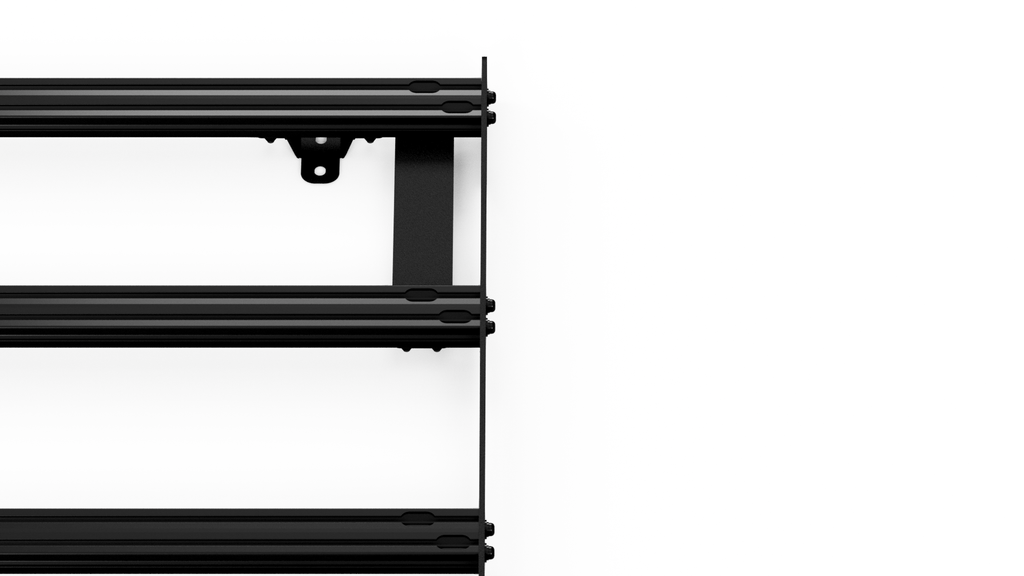 Prinsu Universal (5' Bed Length) Jeep Gladiator Top Rack - Free Shipping on orders over $100 - Venture Overland Company