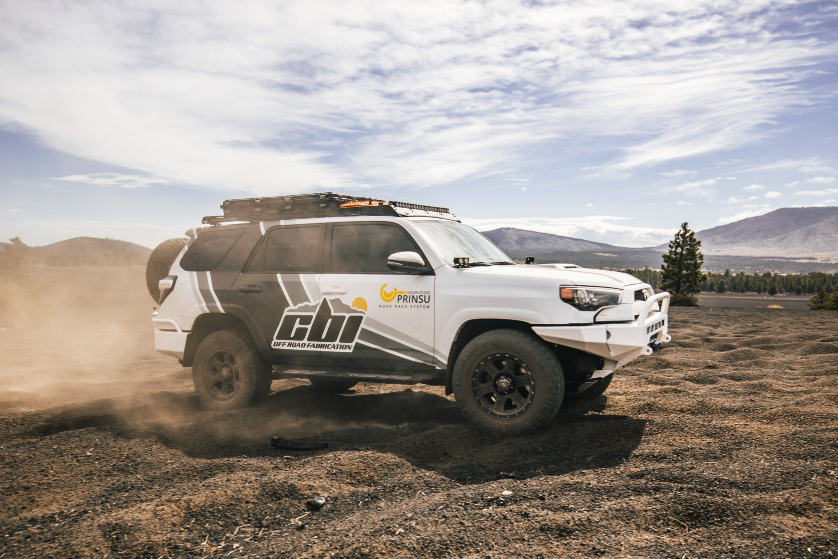 Toyota 5th Gen 4runner Front Bumper 2014 Venture Overland Company