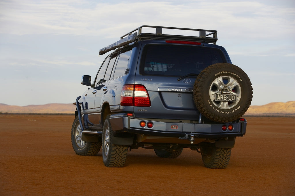 ARB 5700252 ADD ON RIGHT SIDE TIRE CARRIER - Free Shipping on orders over $100 - Venture Overland Company