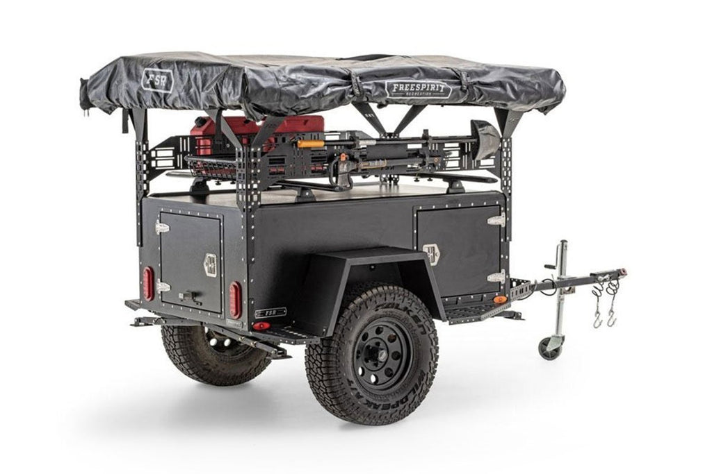 Freespirit Recreation Trailer Tower Accessory Panels - Free Shipping on orders over $100 - Venture Overland Company