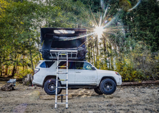 High Country Series 80 Tri Layer Roof Top Tent Venture