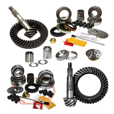 Nitro Gear and Axles 5.29 Master Install Kit (W/ E-Locker) - Free Shipping on orders over $100 - Venture Overland Company