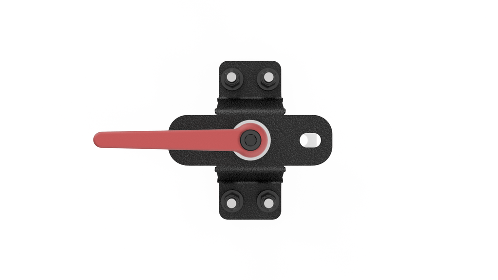 Prinsu Universal High Lift Jack Mount - Free Shipping on orders over $100 - Venture Overland Company