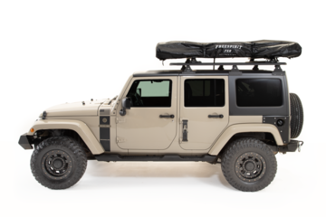 "Freespirit Recreation Adventure GS Premium 55"" Roof Top Tent - Free Shipping on orders over $100 - Venture Overland Company"