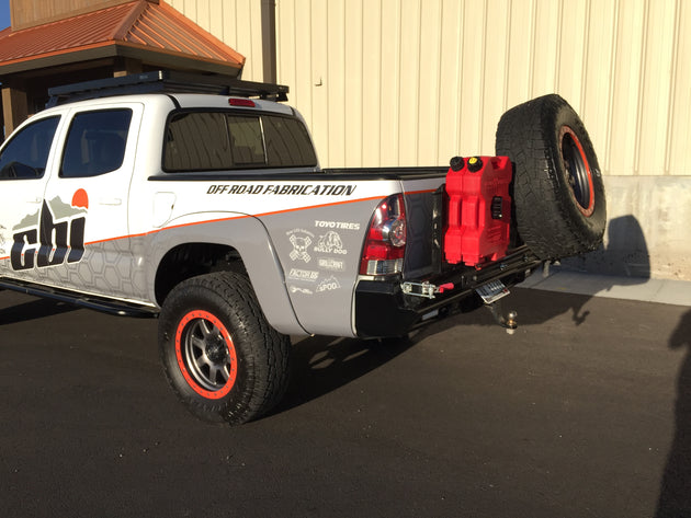 2nd Gen Tacoma Overland Bars