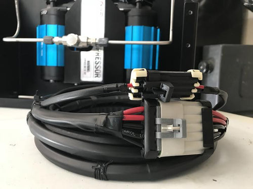 Bedside Compressor Mount Extension Harness
