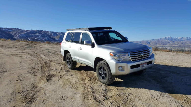 Land Cruiser roof rack