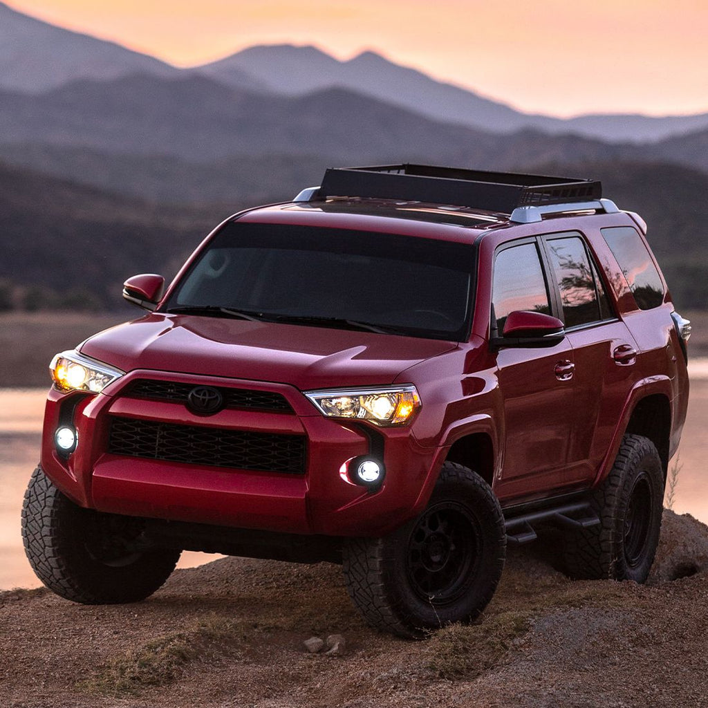 Rigid 360-Series Toyota 2014+ 4Runner / Tundra + 2016+ Tacoma Fog Mount Kit (Options) - Free Shipping on orders over $100 - Venture Overland Company