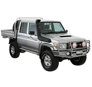 SS170HF Toyota Tacoma 1998-2004 SAFARI SNORKEL - Free Shipping on orders over $100 - Venture Overland Company