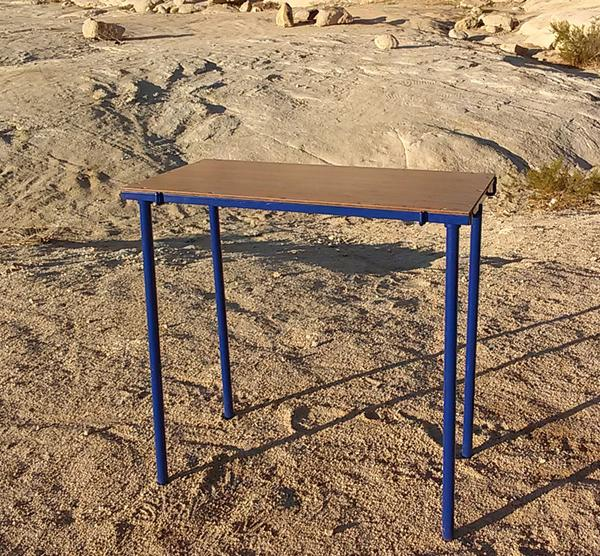 TemboTusk Camp Table - Free Shipping on orders over $100 - Venture Overland Company