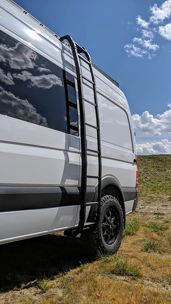 Prinsu Sprinter Van 144 2014-2018 Roof Rack - Free Shipping on orders over $100 - Venture Overland Company