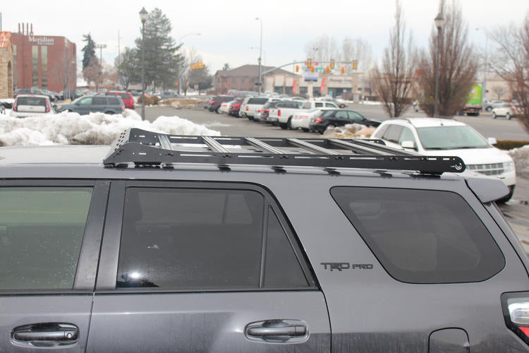 Prinsu 5th Gen Toyota 4Runner 2010-Current 3/4 Roof Rack - Free Shipping on orders over $100 - Venture Overland Company