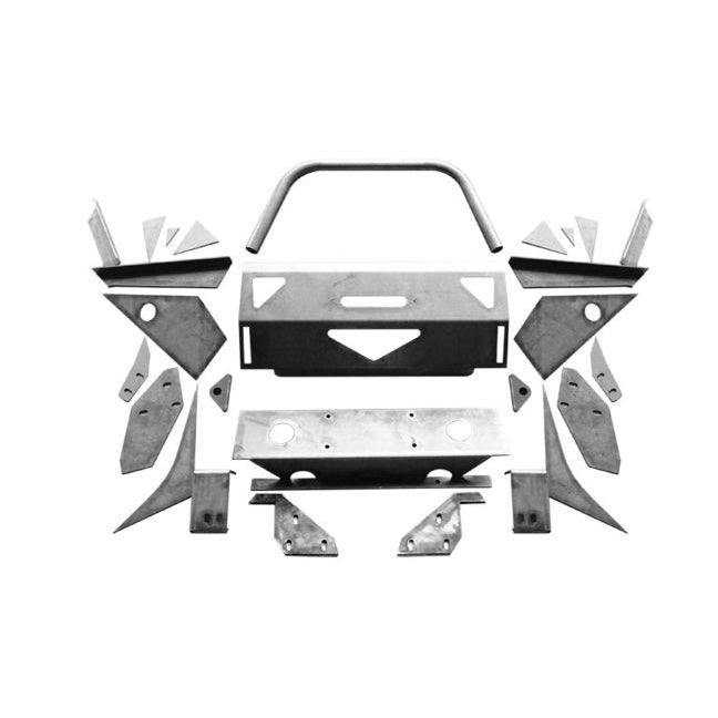 2nd Gen Toyota 4Runner DIY Front Bumper | 1990-1995 - Free Shipping on orders over $100 - Venture Overland Company