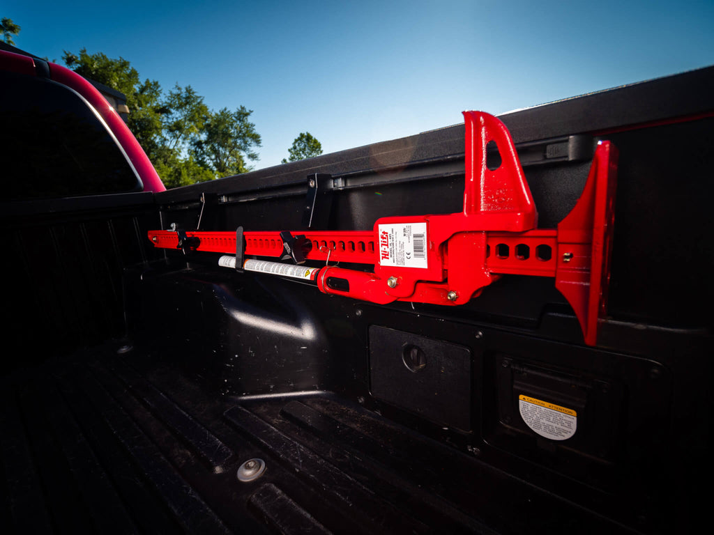 Hi-Lift Bed Mount For Toyota Tacoma (2005-Present) - Free Shipping on orders over $100 - Venture Overland Company