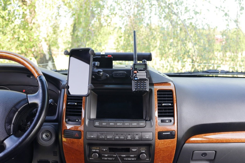 Lexus GX470 Powered Accessory Mount (GXPAM)