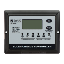 Load image into Gallery viewer, Zamp Solar 15-Amp 5-Stage PWM Charge Controller - Free Shipping on orders over $100 - Venture Overland Company