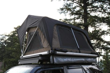Freespirit Recreation: Adventure Series Manual 55 Roof Top Tent