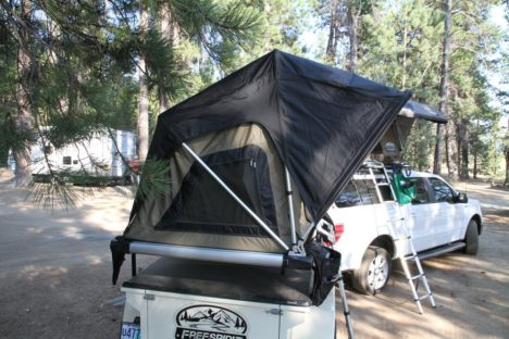 FSR Adventure GS 49 Roof Top Tent