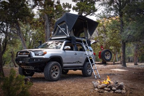 4runner roof top tent