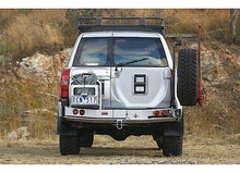 Load image into Gallery viewer, ARB Rear Left Wheel Carrier Option (Black) - 5700251 - Free Shipping on orders over $100 - Venture Overland Company